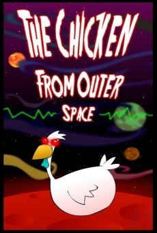 What a Cartoon!: The Chicken From Outer Space on-line gratuito