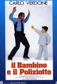Ver película The Child and the Policeman