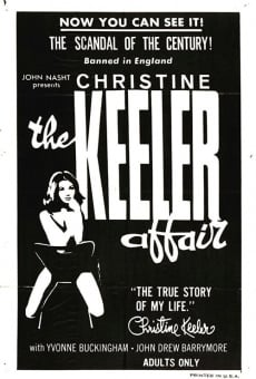 The Christine Keeler Story online streaming