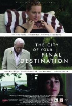 The City of Your Final Destination on-line gratuito