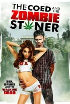 Película: The Coed and the Zombie Stoner