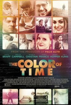 The Color of Time (Tar) online free