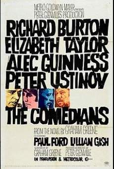 The Comedian on-line gratuito