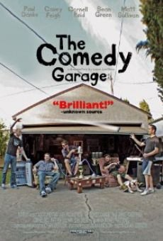The Comedy Garage online