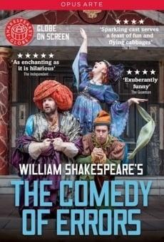Ver película The Comedy of Errors: Shakespeare's Globe Theatre