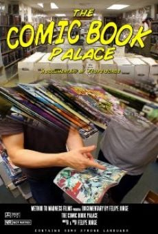 The Comic Book Palace online