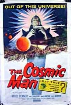 The Cosmic Man on-line gratuito