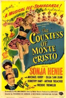 Ver película The Countess of Monte Cristo