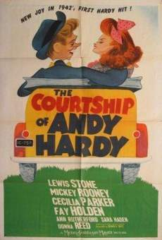 Ver película The Courtship of Andy Hardy