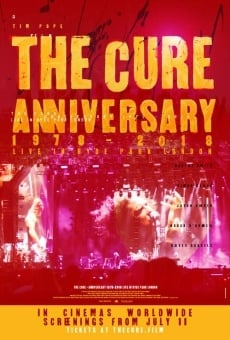 The Cure :  Anniversary 1978-2018 Live in Hyde Park