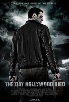 Película: The Day Hollywood Died