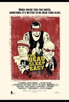Ver película The Dead Sleep Easy