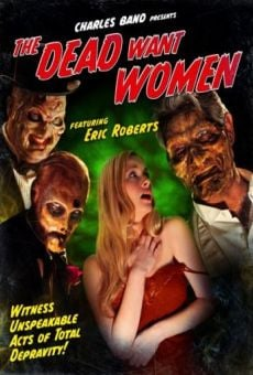Ver película The Dead Want Women