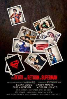 The Death and Return of Superman on-line gratuito