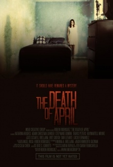 The Death of April on-line gratuito