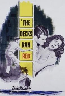 Ver película Las cubiertas se tiñen de rojo