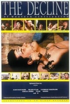 Ver película The Decline of Western Civilization