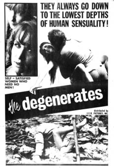 Ver película The Degenerates
