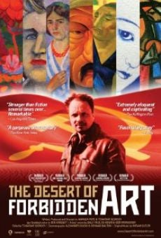 Película: The Desert of Forbidden Art