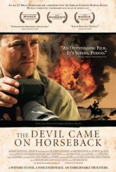 Película: The Devil Came on Horseback