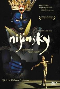 Película: The Diaries of Vaslav Nijinsky