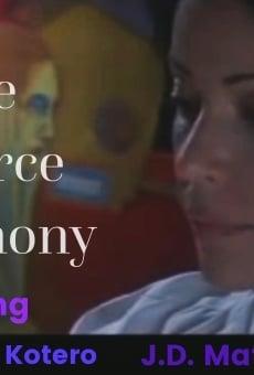 Ver película La ceremonia del divorcio