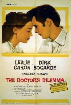 Película: The Doctor's Dilemma