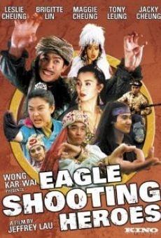 Ver película The Eagle Shooting Heroes
