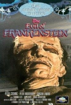 The Evil of Frankenstein online free