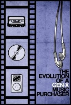 Ver película The Evolution of a Gen-X Music Purchaser