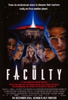 The Faculty online free