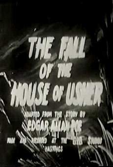 The Fall of the House of Usher on-line gratuito