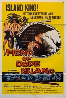 The Fiend of Dope Island