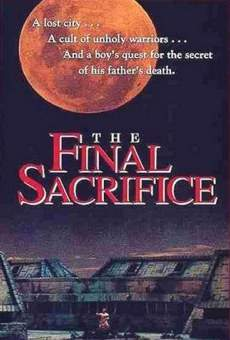 Película: The Final Sacrifice