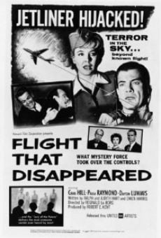 Ver película The Flight That Disappeared