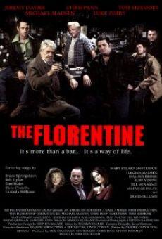 Ver película The Florentine: Un bar de copas y amigos