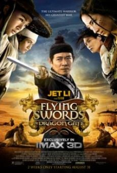 Ver película The Flying Swords of Dragon Gate
