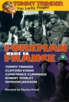 Ver película The Foreman Went to France