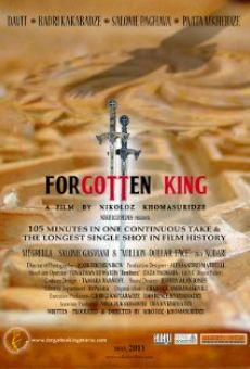 The Forgotten King online