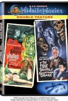 Película: The Four Skulls Of Jonathan Drake