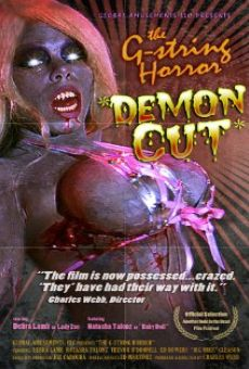 The G-string Horror: Demon Cut on-line gratuito