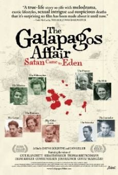 Watch The Galapagos Affair: Satan Came to Eden online stream