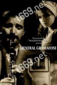 Película: The General Gramophone