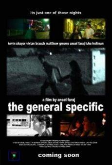 Watch The General Specific online stream
