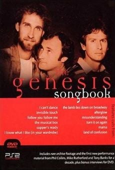 The Genesis Songbook on-line gratuito