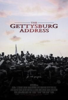 Ver película The Gettysburg Address