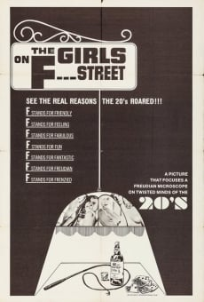 Ver película The Girls on F Street