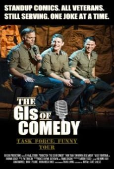 The GIs of Comedy: Task Force Funny Tour