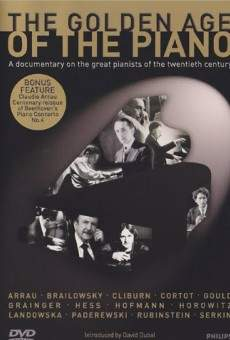 Película: The Golden Age of the Piano