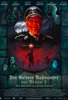 Ver película The Golden Nazi Vampire of Absam: Part II - The Secret of Kottlitz Castle